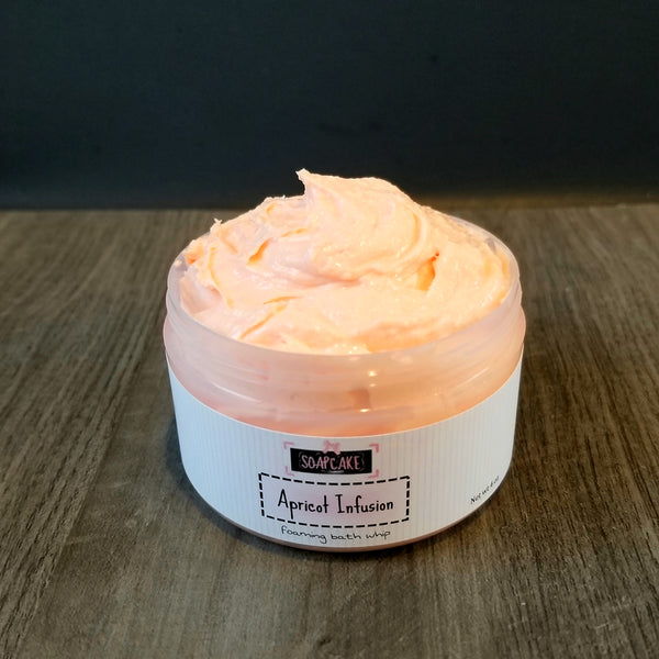Apricot Infusion Bath Whip