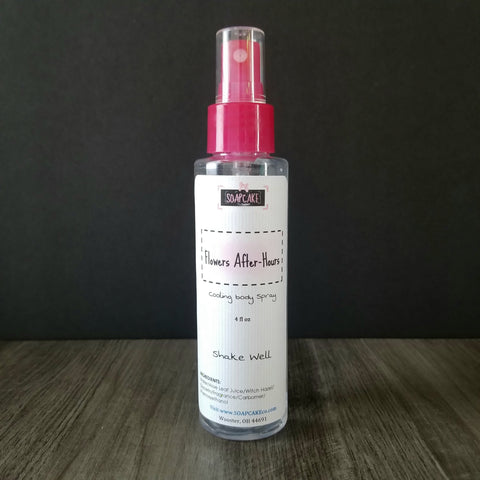 Flowers After-Hours Cooling Body Spray