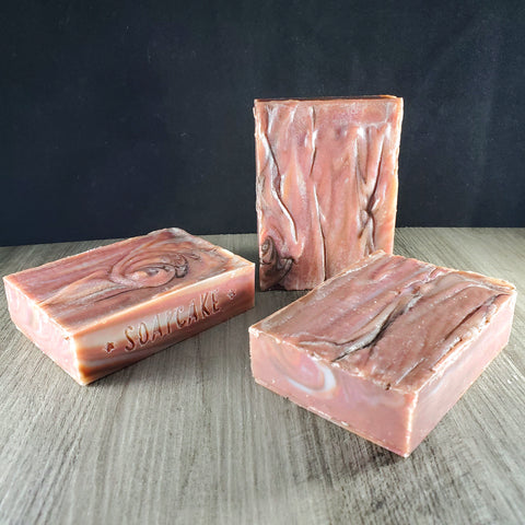 Mahogany Teakwood Soap