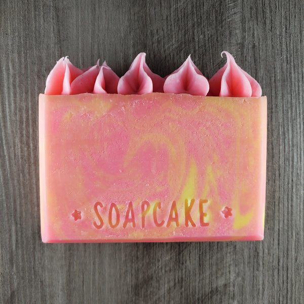 Pink Berry Soap