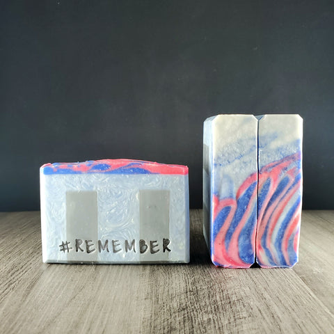 #REMEMBER Soap For A Cause