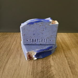 Blueberry Seed Exfoliating Soap