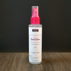 Apricot Infusion Cooling Body Spray