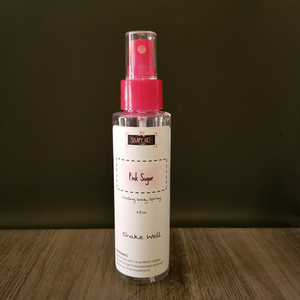 Pink Sugar Cooling Body Spray