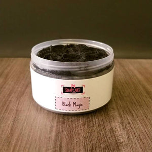 Black Magic 2-in-1 Face Scrub + Mask