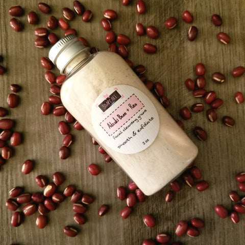 Adzuki Bean + Rice Cleansing Facial Grains