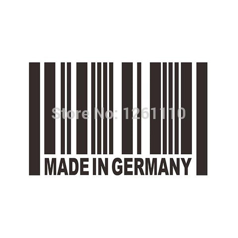 15*9Cm Made In Germany Sticker - Stickers