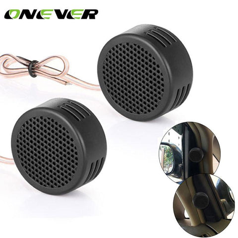 Onever Universal High Efficiency Car Mini Dome Tweeter - Other