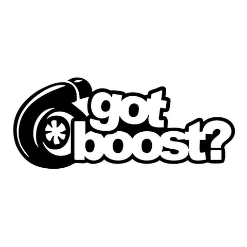 Got Boost Sticker - Stickers