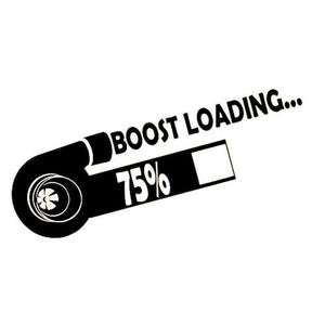 Boost Loading Vinyl Sticker - Stickers