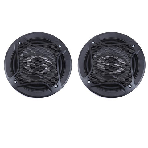 New 6 Inch 400W 3 Way Cars Speaker Super Power Audio Sound High Efficiency - Other