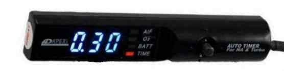 Hb Universal Turbo Timers - Blue Light - Interior