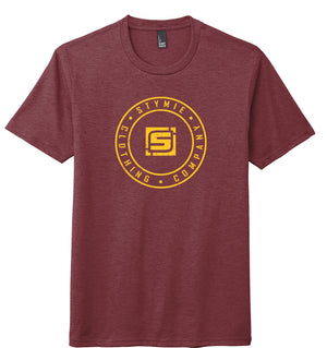 Stymie Circle Logo T-Shirt (Tri-blend) | Stymie Clothing Company