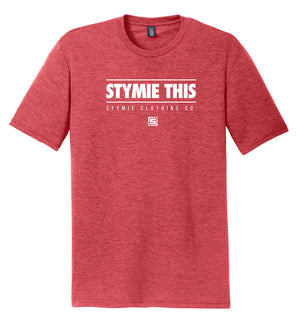 STYMIE THIS T-Shirt (Triblend) | Stymie Clothing Company