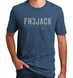 FN3JACK Golf T-Shirt (50/50) | Stymie Clothing Company