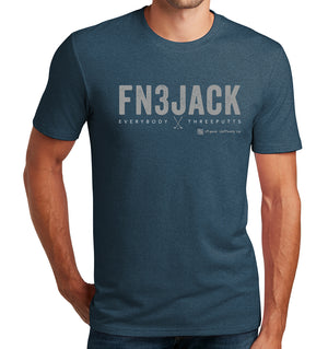 FN3JACK Golf T-Shirt (Tri-blend) | Stymie Clothing Co.