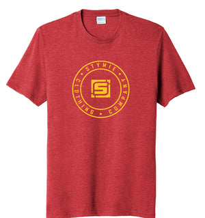 Stymie Circle Logo T-Shirt (60/40)