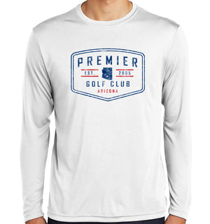 Premier Golf Club Long Sleeve Shirt (2-Color) | Stymie Clothing Company