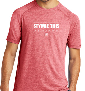 Men's Stymie THIS Tri-Blend Raglan T-Shirt | Stymie Clothing Company