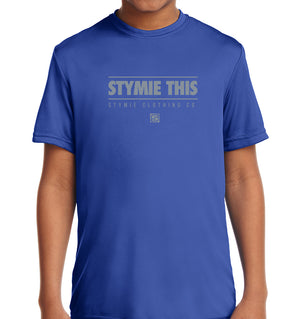Youth STYMIE THIS Competitor T-Shirt | Stymie Clothing Company