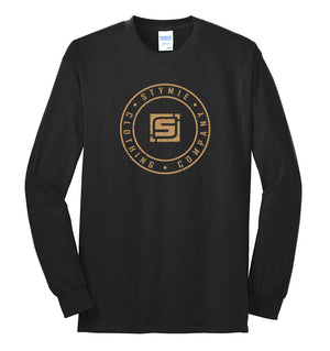Stymie Circle Logo Long Sleeve | Stymie Clothing Company