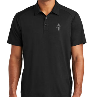 "The ""Golfer"" Tri-Blend Polo 