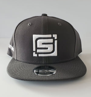"Stymie ""S"" Flat Bill Snapback Hat (by New Era) 