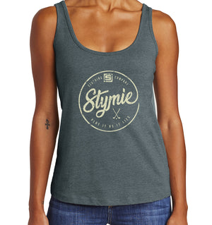 Women's Blended Jersey Tank | Stymie Clothing Company