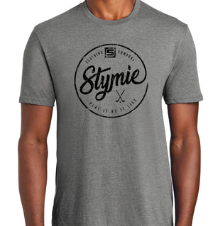 Stymie Play It As It Lies Golf T-Shirt v2.0 | Stymie Clothing Company