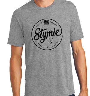 Stymie Play It As It Lies Golf T-Shirt v2.0 (Triblend) | Stymie Clothing Company