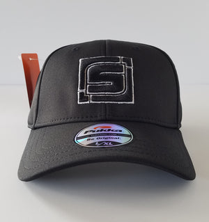 "Stymie ""S"" Fitted Sport Mesh Hat (by Pukka) 