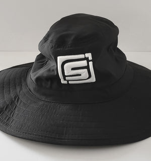 "Stymie ""S"" Full Brim Bucket Hat 