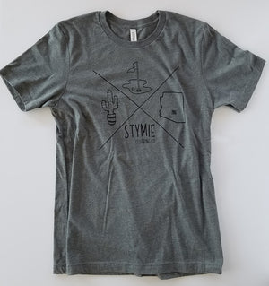 Women's Stymie X Short Sleeve Tee | Stymie Clothing Company