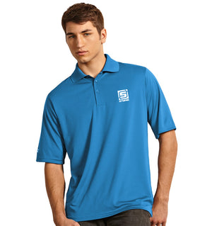 Stymie Solid Golf Polo
