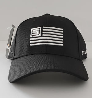 Stymie Nation Flag Adjustable Performance Mesh Hat (by Pukka)