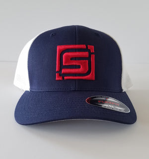 "Stymie ""S"" Flexfit Trucker Hat 