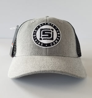Stymie Patch Trucker Hat (by Pukka)