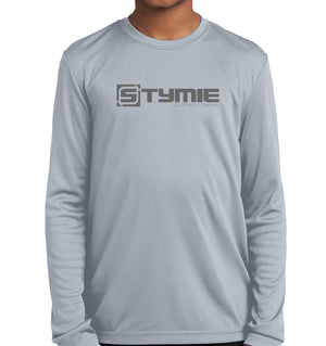 Youth Stymie Signature Competitor Long Sleeve Shirt | Stymie Clothing Company