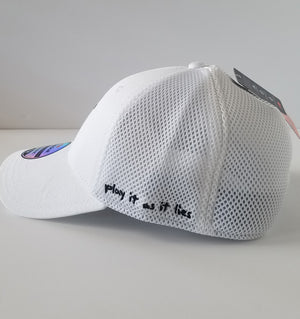 "Stymie ""Golfer"" Stretch Fit Sport Mesh Hat (by Pukka)"