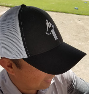 "The ""Golfer"" Stretch Fit Sport Mesh Hat (by New Era)"