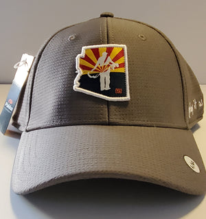 "Stymie ""Golfer"" AZ Patch Stretch Fit ProMax Hat (by Pukka) 