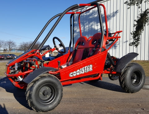 Coolster 6125 go kart kids gas