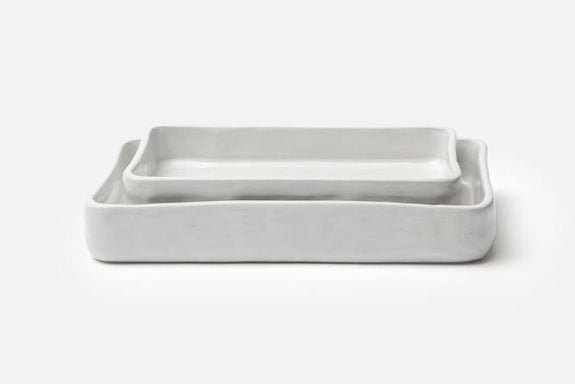 Nayan 2 Piece Set of Serving/Bakers