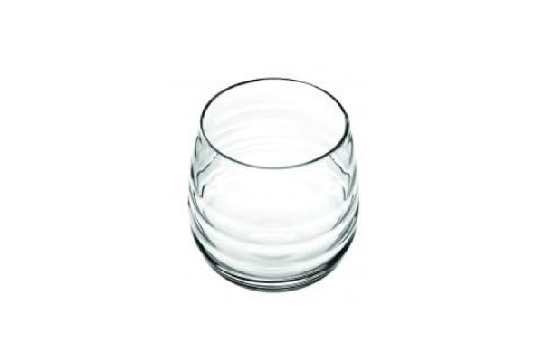 Beehive Hand Blown Tumblers- Set of 2    13 oz