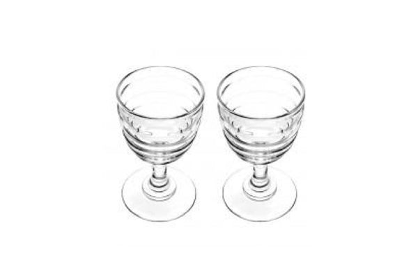 Beehive Wine Glasses Set of 2 - 15 oz