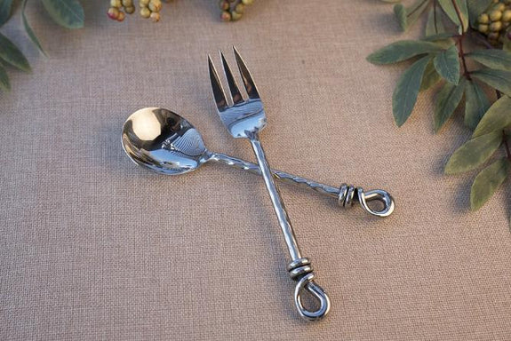 Twisted Vine- Small Serving Fork
