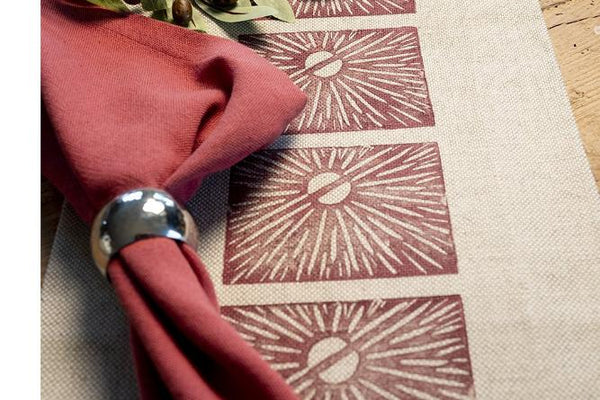 Sunburst Table Runner