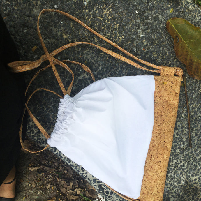 HARPER drawstring bag