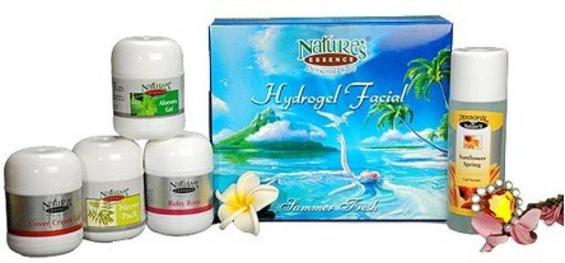 Nature's Essence Hydrogel Facial Kit 280 ml