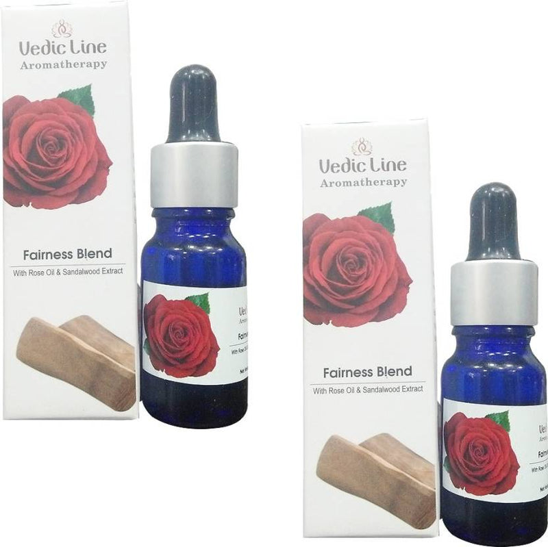 Vedic Line Aromatherapy Fairness Blend Oil (10 ml)